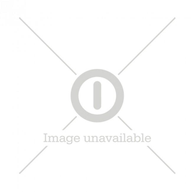 GP Ultra Plus Alkaline 9V batteri, 1604AUP/6LF22, 1-pak